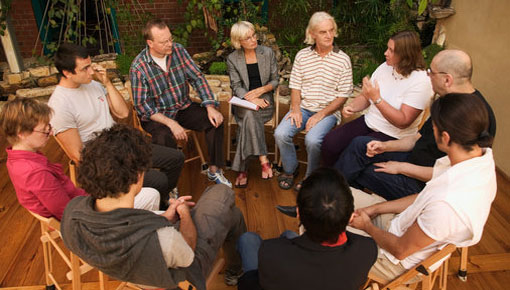 Como funciona a terapia de grupo?