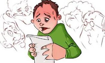 Fobia social - O limite entre a timidez e psiopatologia