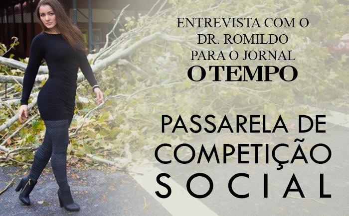 Entrevista - Passarela de Competição Social