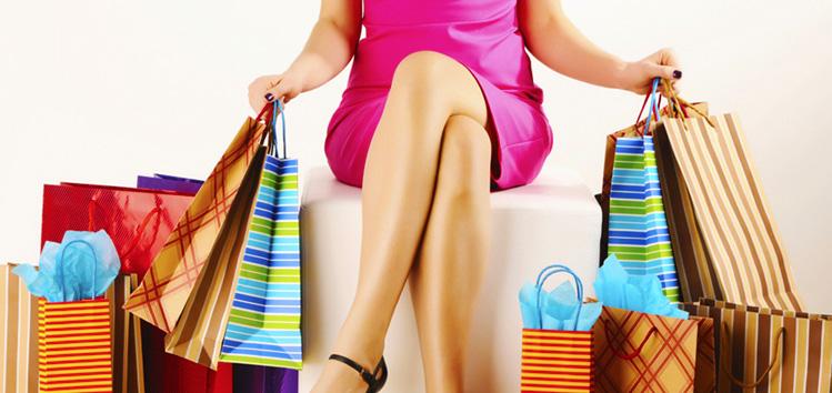 Shoppingterapia - Compulsão por Compras