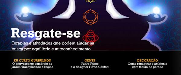 Entrevista Dr Romildo Psicólogo em Guarulhos na Revista Resgate-se 0